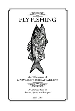 Fly fishing the tidewaters of Maryland's Chesapeake Bay by Brett Gaba