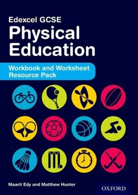 Edexcel GCSE physical education. Workbook and worksheet resource pack by Maarit Edy