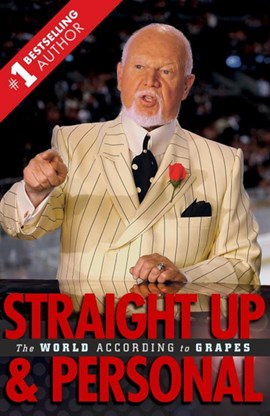 Straight up and personal by Don Cherry