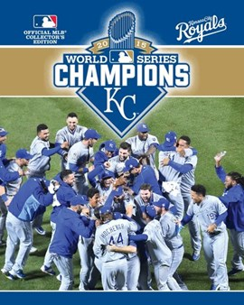 2015 World Series Champions by Major League Baseball