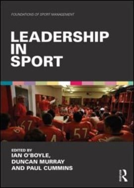 Leadership in sport by Ian O'Boyle