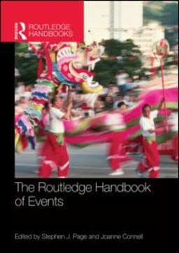 The Routledge handbook of events by Stephen Page