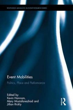 Event mobilities by Kevin Hannam