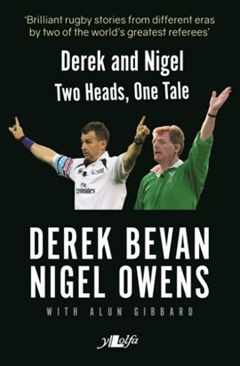 Nigel and Derek by Nigel Owens
