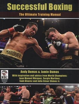 Successful boxing by Andy Dumas
