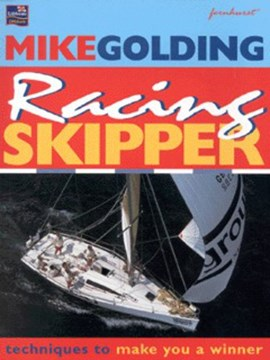 Racing skipper by Mike Golding