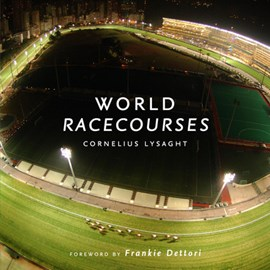 World Racecourses H/B by Cornelius Lysaght