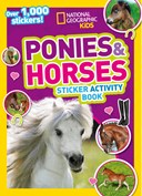 Ponies and Horses Sticker Activity Book