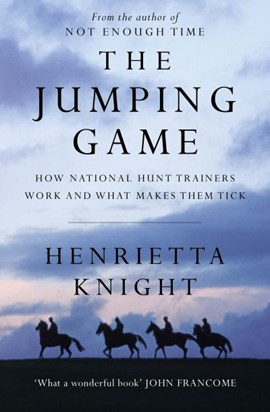 Jumping Game TPB by Henrietta Knight