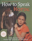 How to speak 'horse'