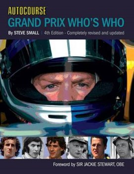 Grand Prix Who's Who by Steve Small
