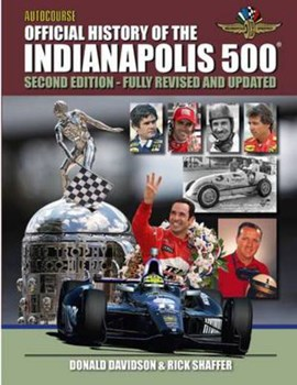 Autocourse Official History of the Indianapolis 500 by (1917-2003) Formerly Department of Philosophy Donald Davidson (author)