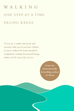 Book cover of Walking by Erling Kagge