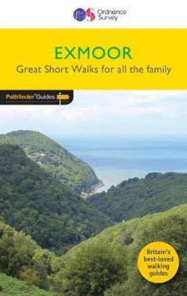 Short Walks Exmoor by Sue Viccars