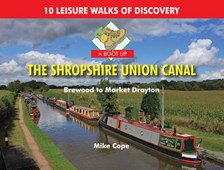 A boot up the Shropshire Union canal
