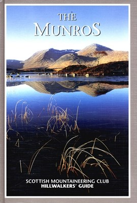 The Munros by D. J Bennet