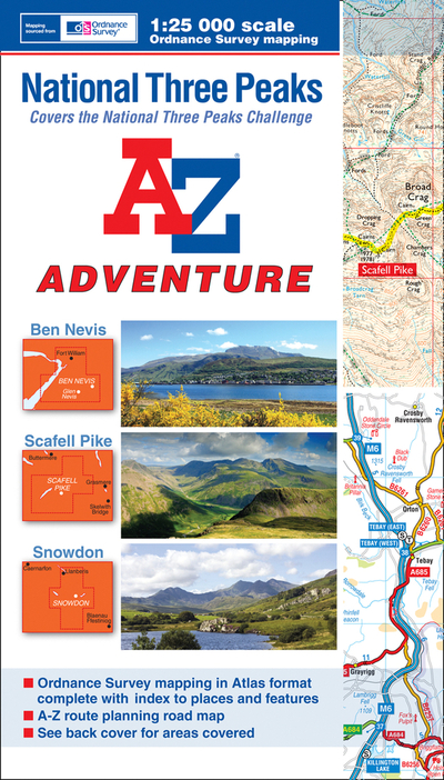 National Three Peaks Adventure Atlas on submarine map, meteorologist map, artist map, the national map, explorer map, ptolemy map,