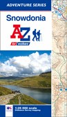 Snowdonia A-Z Adventure Atlas