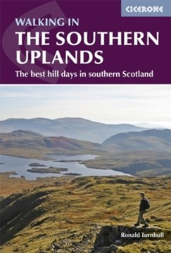 Walking in the Southern Uplands by Ronald Turnbull
