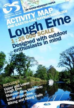 Lough Erne ' Activity Map by