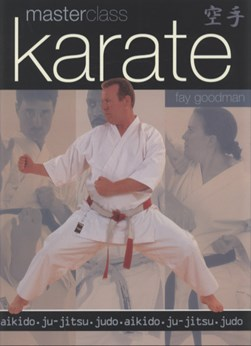 Masterclass karate by Fay Goodman