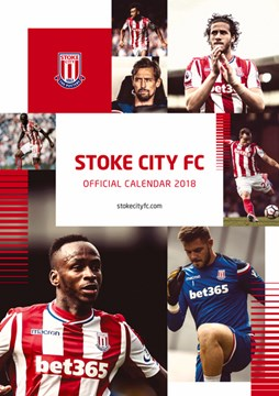 The Official Stoke City F.C. Calendar 2019 by A.F.C Bournemouth
