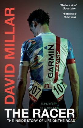The racer by David Millar