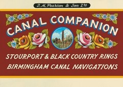 Pearson's canal companion. Stourport & Black Country rings - Birmingham canal navigations