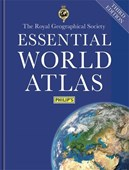 Philip's essential world atlas 2019