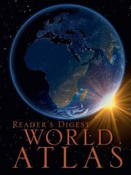 Reader's Digest world atlas by