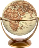 Antique World Globe 15cm