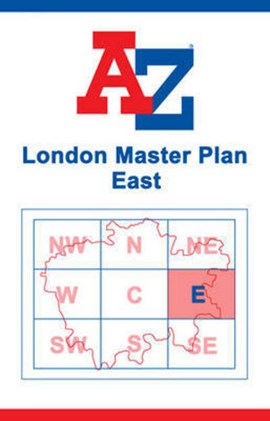 London Master Map - East by