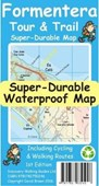 Formentera Tour & Trail Super-Durable Map