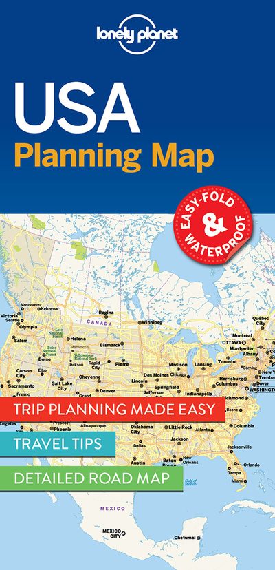 lonely planet usa planning map lonely planet rh easons com Costa Rica Lonely Planet Guide Costa Rica Lonely Planet Guide