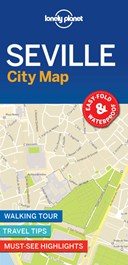 Lonely Planet Seville City Map