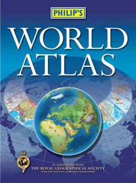 Philip's world atlas by Royal Geographical Society