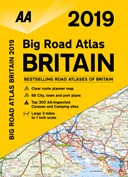Big Road Atlas Britain 2019 SP