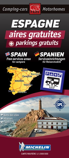 Spain Motorhome Stopovers by