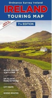 Ireland Touring Map (FS) 7ED by