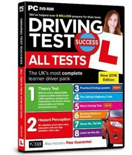 Driving Test Success All Tests by