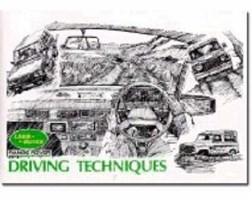 Land Rover Driving Techniques by Brooklands Books Ltd