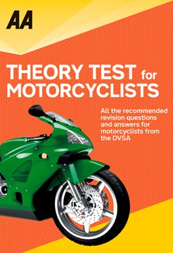 Theory test for motorcyclists by