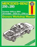 Mercedes-Benz owners workshop manual