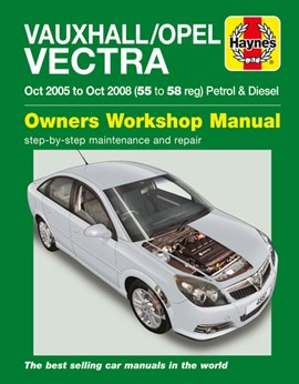 Vauxhall/Opel Vectra service and repair manual by Haynes Publishing