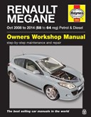 Renault Megane (Oct '08-'14) 58 to 14