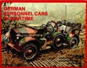 German Trucks & Cars in WWII Vol.I