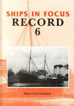 Ships in Focus Record 6 by Ships in Focus Publications