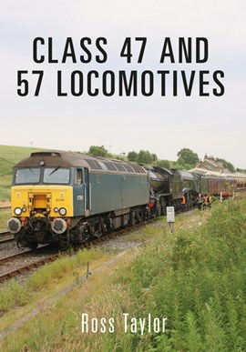 Class 47 and 57 locomotives by Ross Taylor