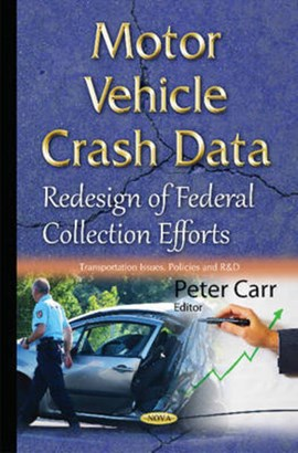 Motor vehicle crash data by Peter Carr