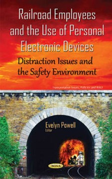Railroad employees & the use of personal electronic devices by Evelyn Powell